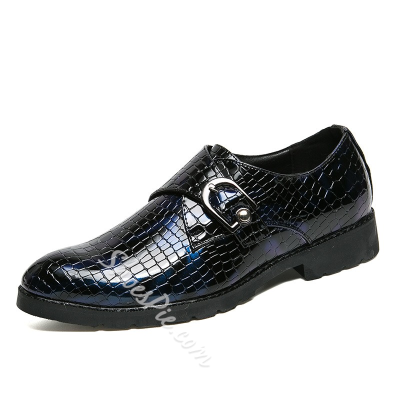 Professional Round Toe Slip-On Men's Loafers