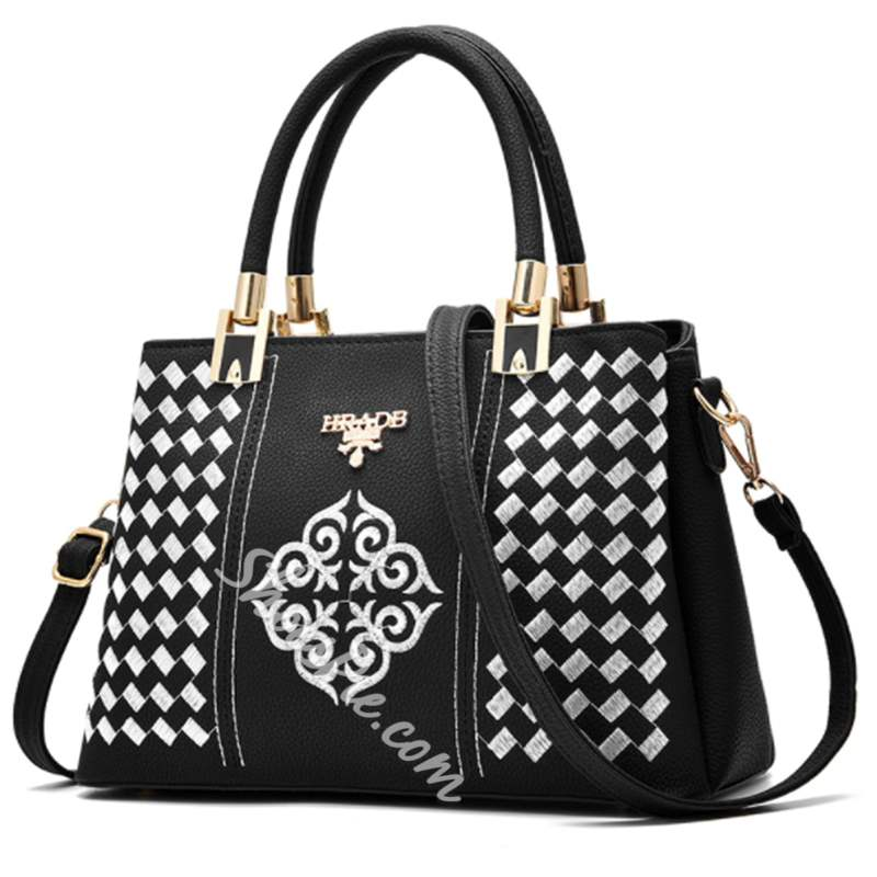 Shoespie Lucky Rectangle Tote Bag