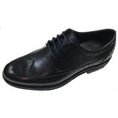 Professional Lace-Up Leather Men's Oxfords