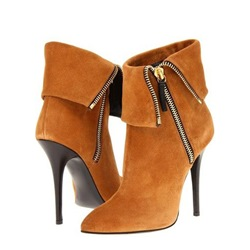 Fashion Pointed Toe Stiletto Heel Women's Boots