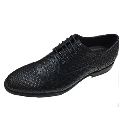 Leather Professional Lace-Up Men's Oxfords