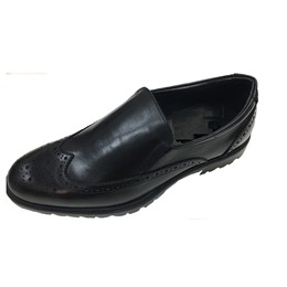 Professional Leather Slip-On Men's Loafers