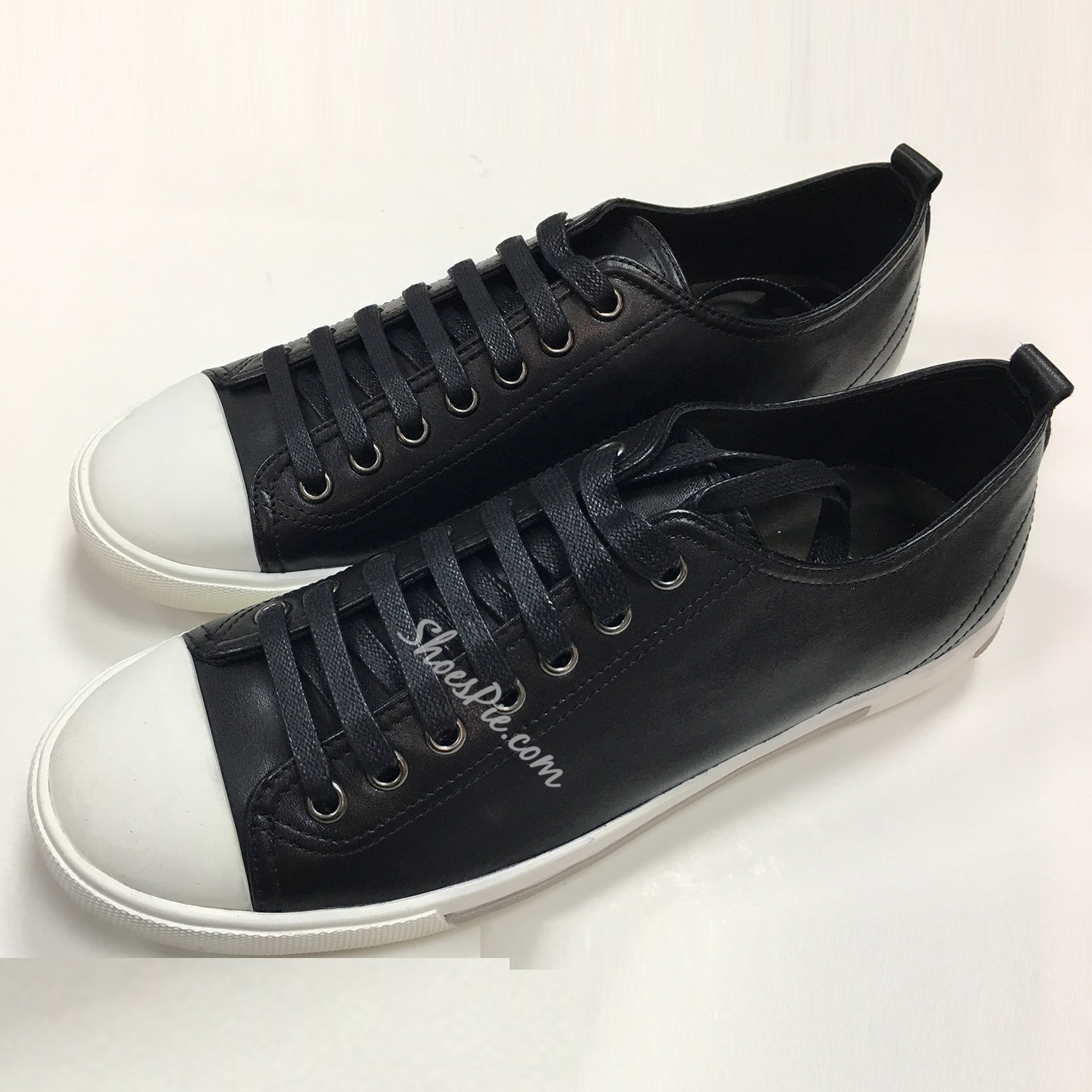 Lace-Up Skate Shoes Men's Sneakers