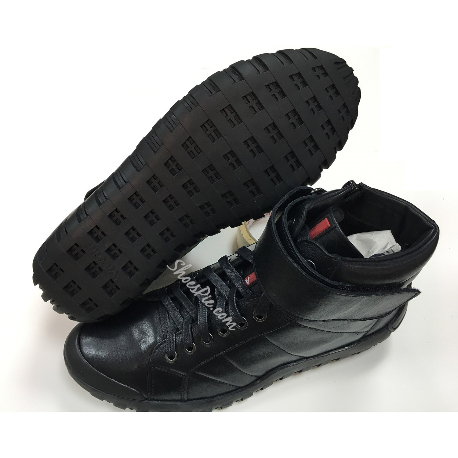 Casual Fashion Boots Leather Men's Sneakers
