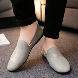 Casual Slip-On Men's Loafers