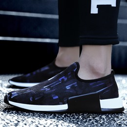 Casual Slip-On Low-Cut Upper Men's Sneakers