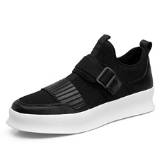 Casual Round Toe Slip-On Men's Sneakers