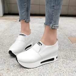 Platform Slip-On Casual Women's Shoes