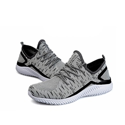 Casual Mesh Lace-Up Men's Athletic Shoes
