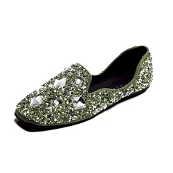 Rhinestone Sequin Women's Casual Shoes