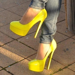 Sexy High Platform Stiletto Heels
