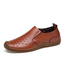 Casual Hollow Slip-On Men's Loafers