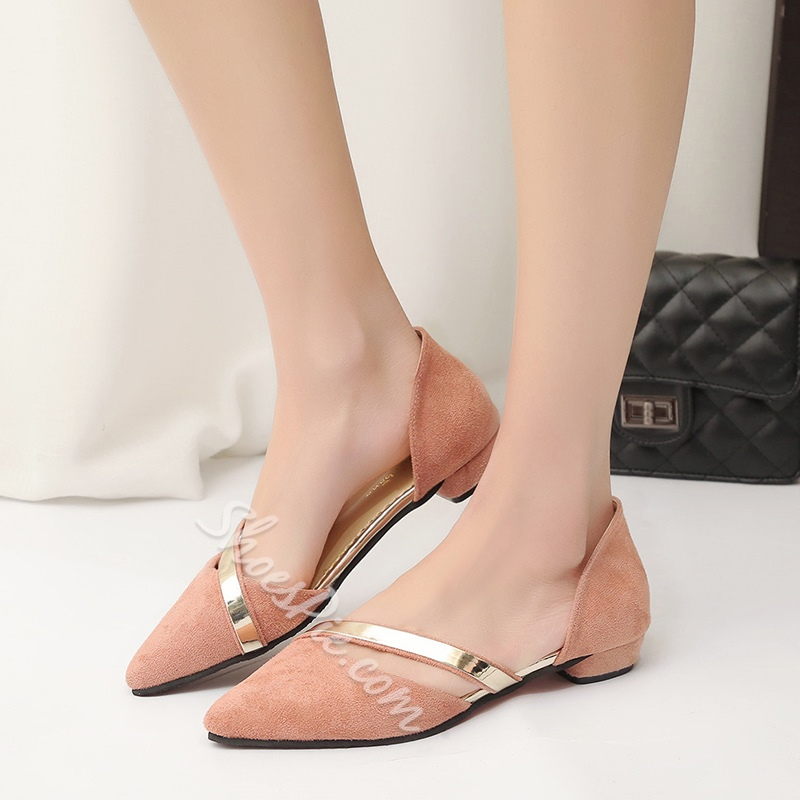 Plain Slip-On Women's Casual Shoes