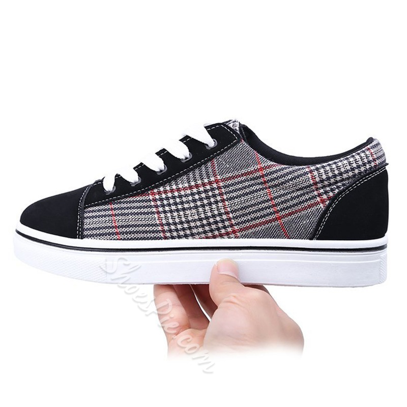 Lace-Up Women's Casual Sneakers