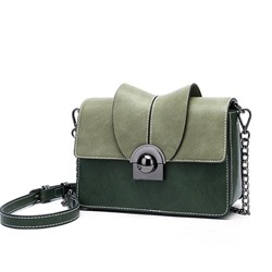 Shoespie Morden Style Plain Women Cross Body Bag
