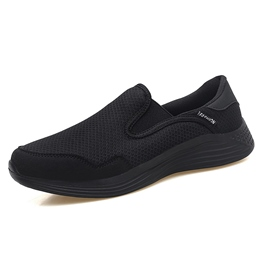 Spring Casual Mesh Slip-On Men's Sneakers