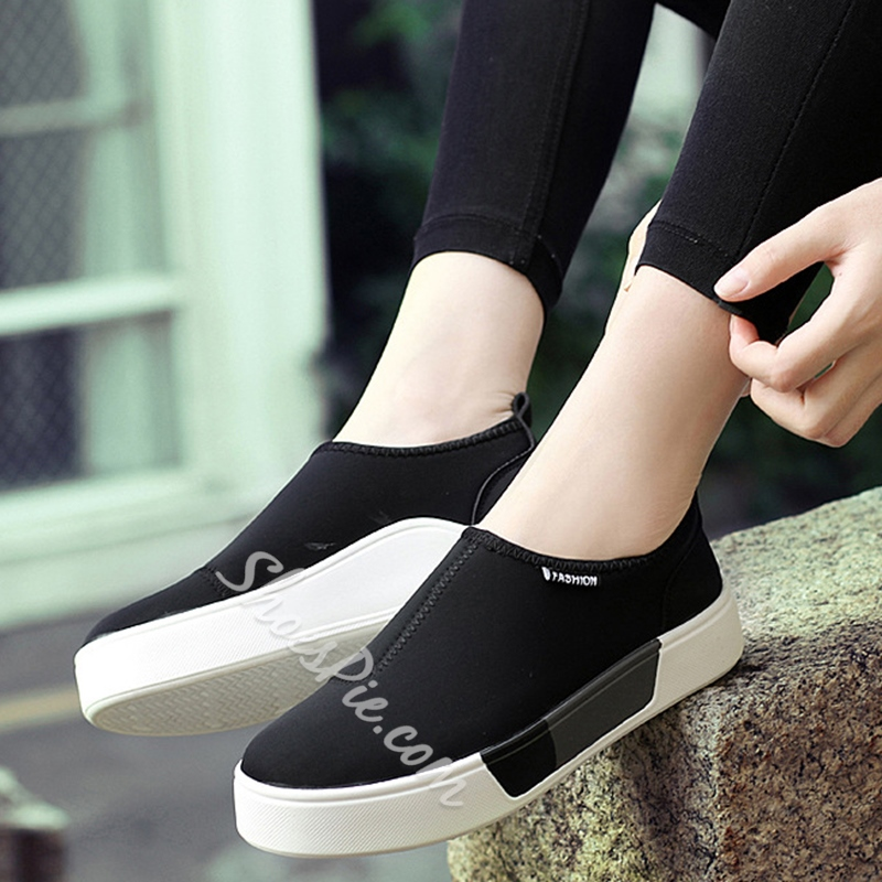 Casual Slip-On Sneakers Men's Loafers