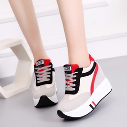 Platform Color Block Women's Sneakers