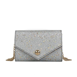 Shoespie Sequins Design Cross Body Bag