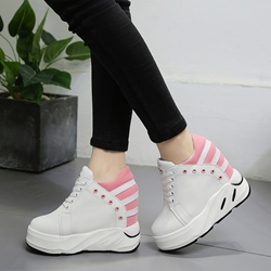 Hidden Elevator Heel Women's Sneakers