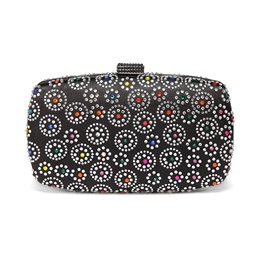 Shoespie Fashion Concise Geometric Pattern Women Clutch