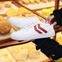 Lace-Up Color Block Sneakers