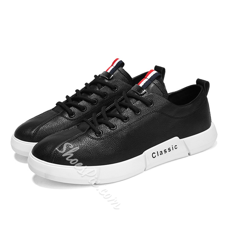 Men's Sneakers Casual Lace-Up Shoes