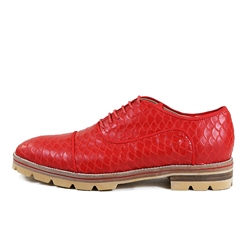 Men's Oxfords Casual Lace-Up Shoes