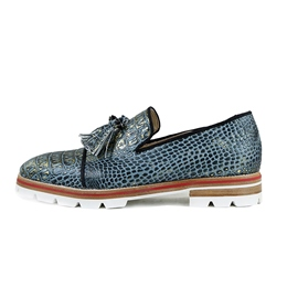 Casual Fringe Men's Loafers Slip-On