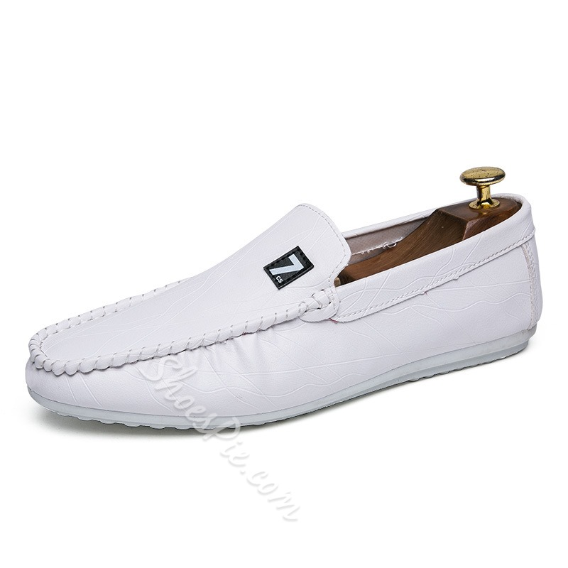 Casual Men's Loafers Slip-On Summer Shoes