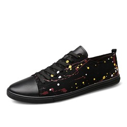 Fashion Sneakers Sneakers Casual Lace-Up Shoes