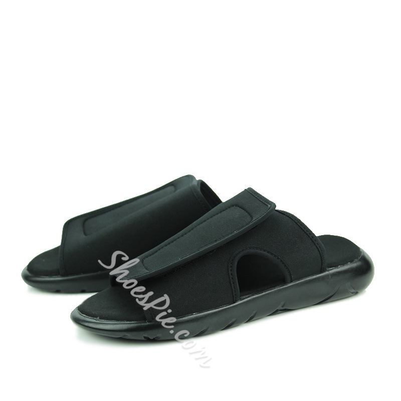 Summer Casual Flip Flop Velcro Men's Sandals