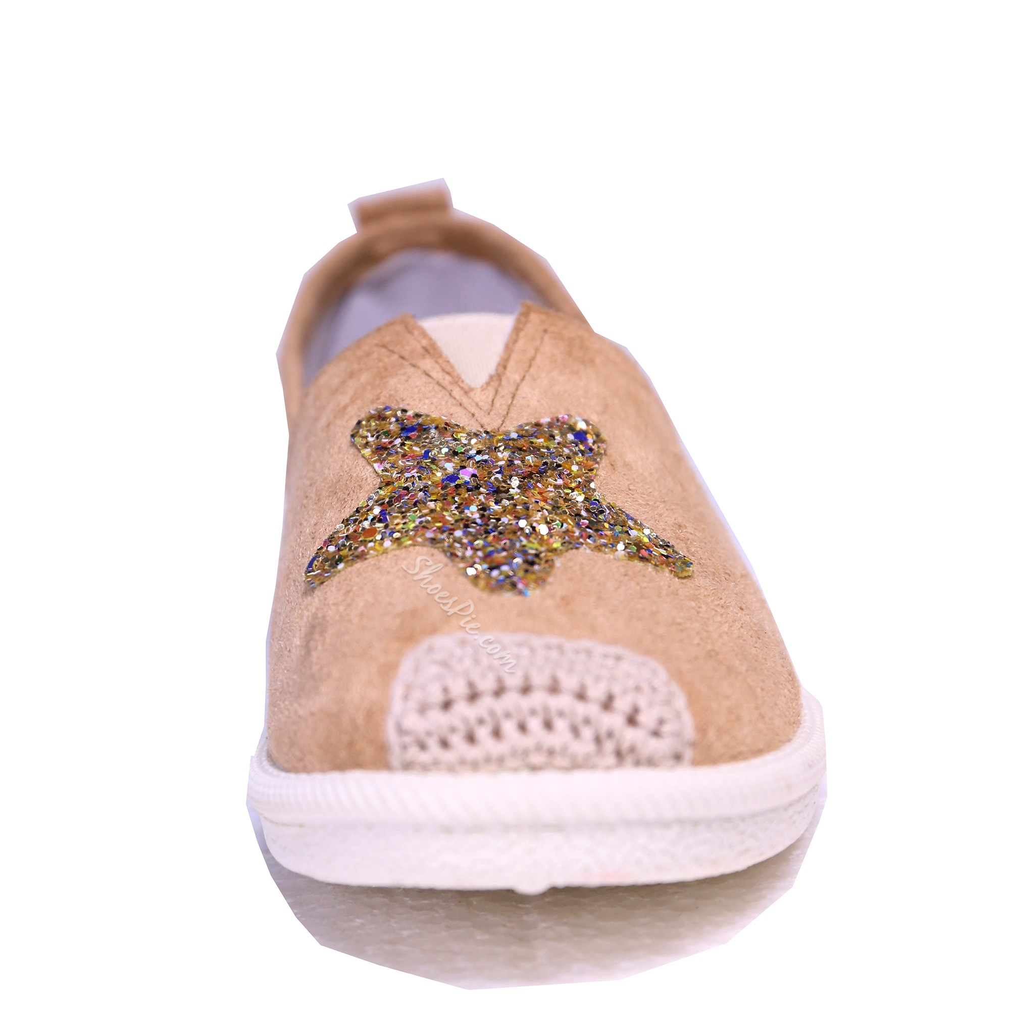 Sequin Women's Casual Boat Shoes