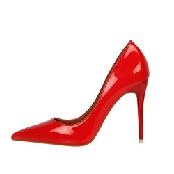 Slip On Plain Stiletto Heel Pumps