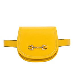Shoespie Summer Solid Color Crossbody Bag