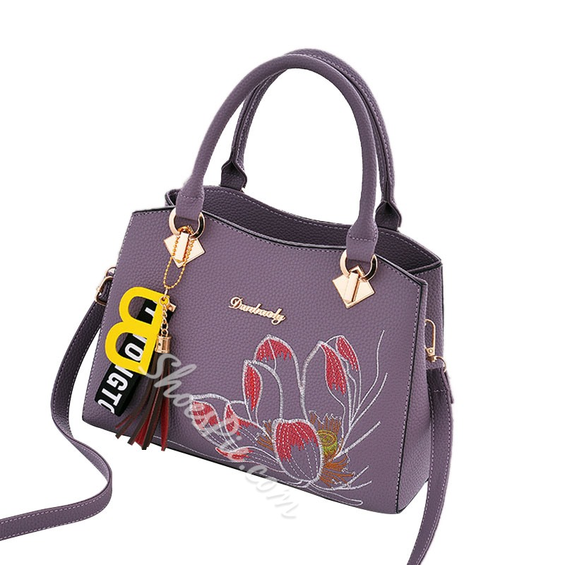 Shoespie Chinese Style Embroidery Handbag