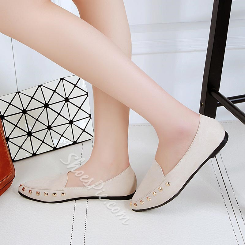 Rivet Plain Women's Casual Shoes