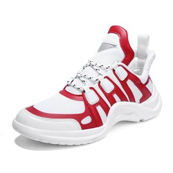 shoespie mid-cut upper men's sports sneakers