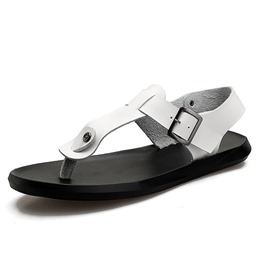 shoespie summer thong men's beach sandals