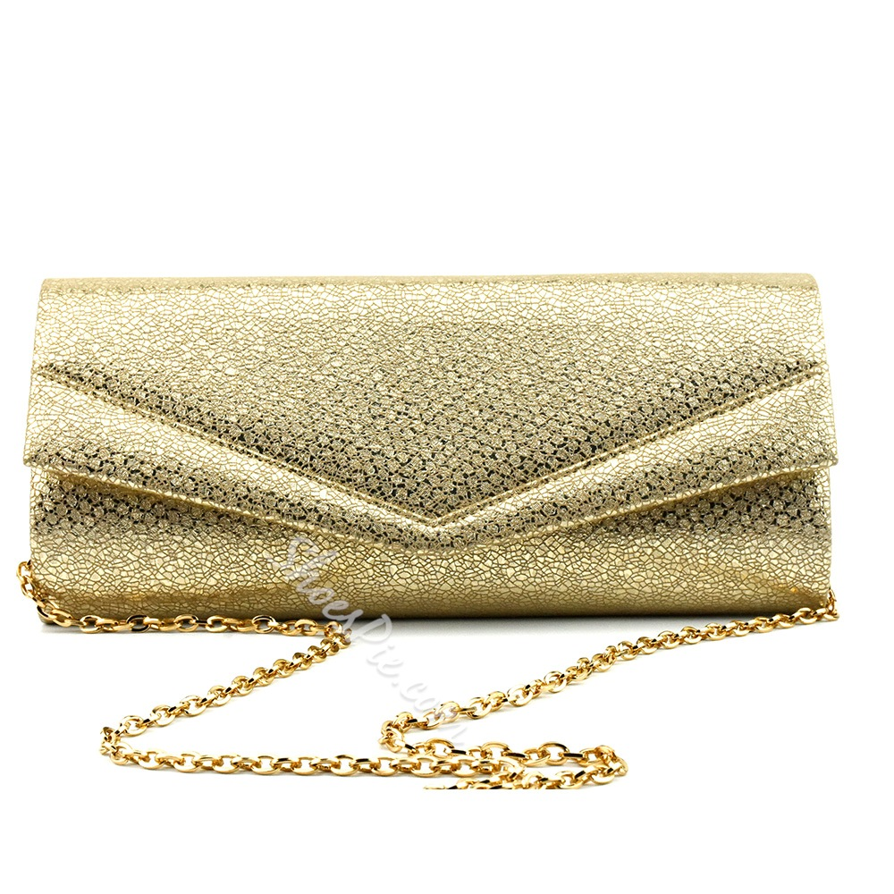 Shoespie Contracted Solid Color Hosp Clutch