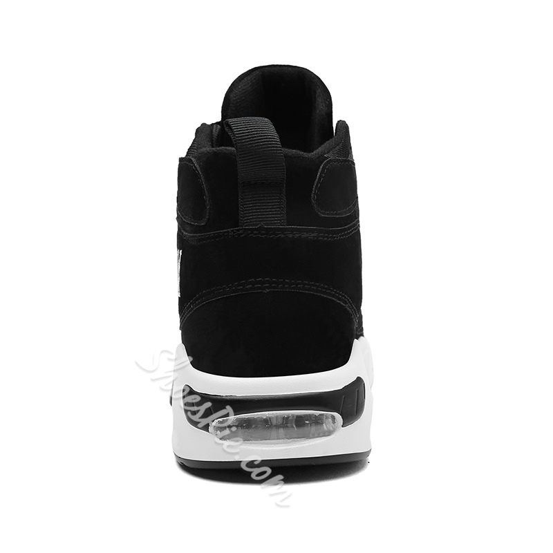 Shoespie Casual High-Cut Upper Men's Sneakers