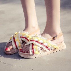 Shoespie Super Cute Bohemian style Slippers