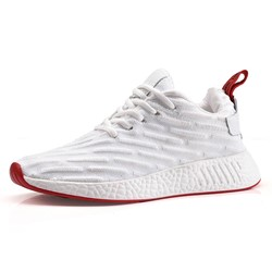 Shoespie Comfortable Mesh Lace-Up Men's Sneakers