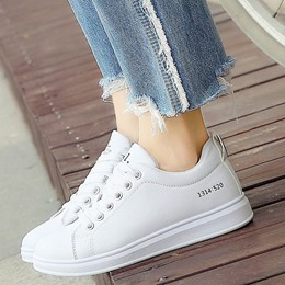 Lace-Up Low Upper Women's Sneaker