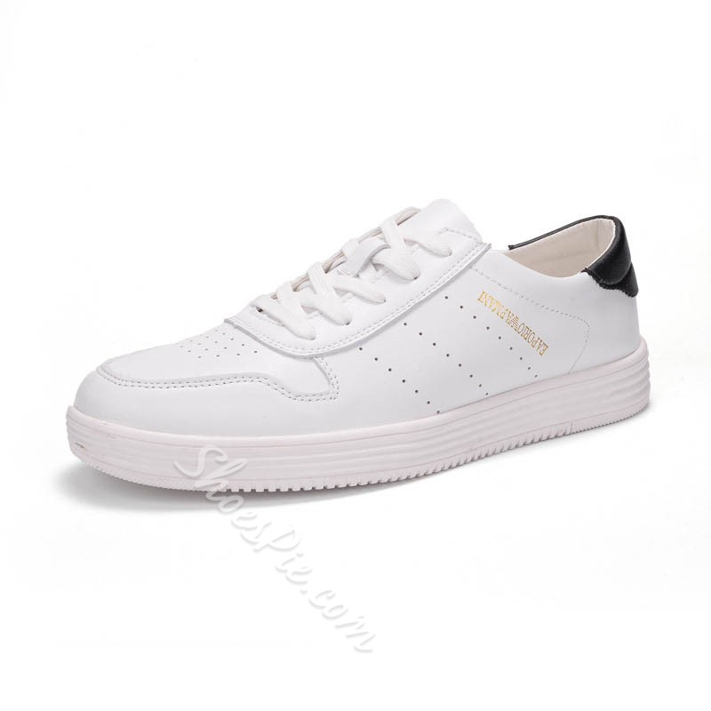 Shoespie Men's Low-Cut Upper Casual Sneakers