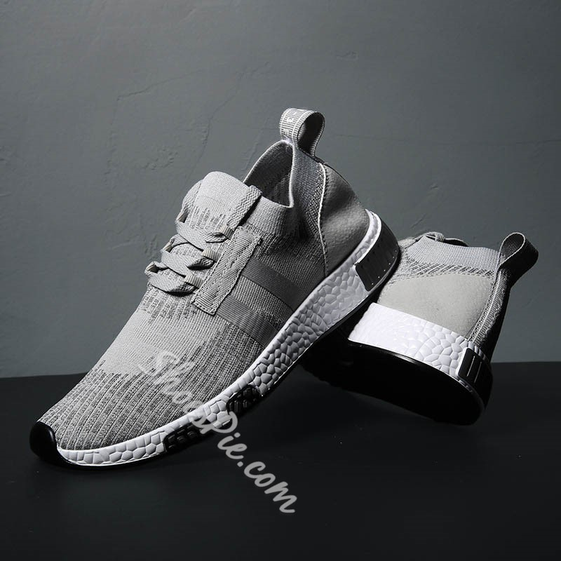 Shoespie Casual Low-Cut Upper Men's Sneakers
