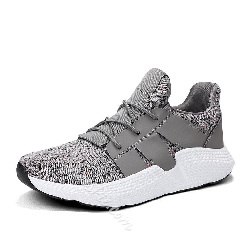 Shoespie Comfortable Low-Cut Upper Sneakers