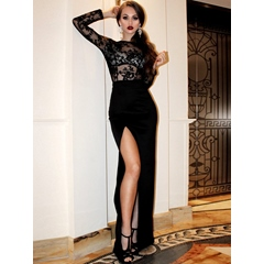Shoespie Backless Pullover Backless Women's Bodycon Dress