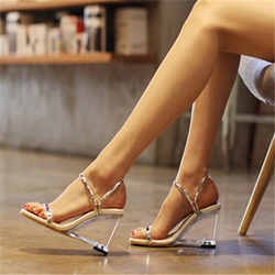 Shoespie Plain Open Toe Mules Shoes