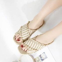 Summer Cute Fringe Casual Slide Sandals